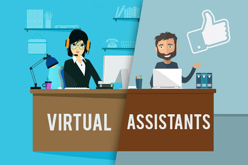 virtual assistant services outsourcing